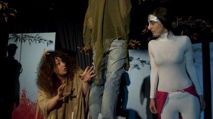 """Η Θεατρική ομάδα του Πανεπιστημίου Κρήτης παρουσιάζει το έργο """"Ματωμένος Γάμος""""!"""