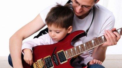 Μουσική αγωγή για τα παιδιά!