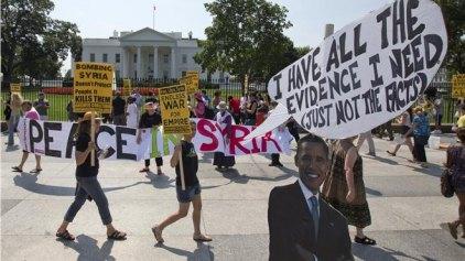 Διαδηλώσεις σε Ουάσινγκτον και Λονδίνο
