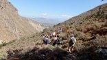 Με μεγάλη συμμετοχή η 2η πεζοπορία στην Πλατωνική διαδρομή του Μίνωα