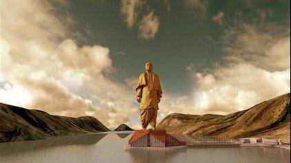 Kατασκευάζεται το υψηλότερο άγαλμα στον κόσμο