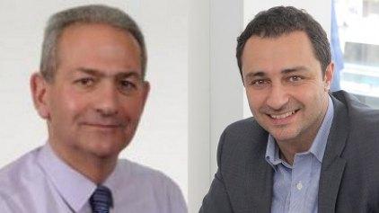 Με τον πρόεδρο του ΕΚΑΒ ο Μάξιμος Σενετάκης