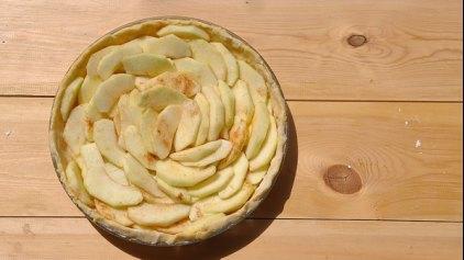 Η μηλόπιτα της Ελένης