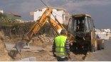 Αναστολή των εργασιών ζητούν κάτοικοι και ιδιοκτήτες ακινήτων για τις Ξεροκαμάρες
