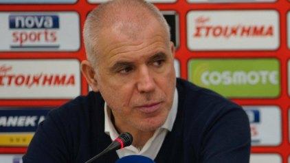 Αναστόπουλος: «Αξίζαμε τη νίκη»