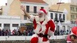 Αναβάλλεται λόγω καιρού η επίσκεψη του Άη Βασίλη στον Άγιο Νικόλαο