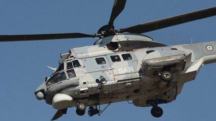Μετέφεραν ασθενή με στρατιωτικό ελικόπτερο