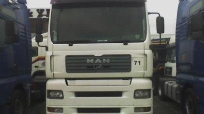 Φορτηγό με επικίνδυνο φορτίο έφτασε στην Κρήτη