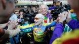 Ένας ποδηλάτης ετών 102 !