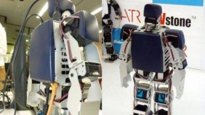 Στρατοί μίνι-ρομπότ σε ρόλο «οικοδόμων»