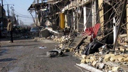 Ιράκ: Νέο μακελειό με 37 νεκρούς