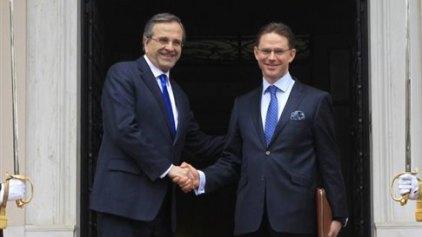 Σαμαράς: Η Ελλάδα το 2014 επιστρέφει στην ανάπτυξη