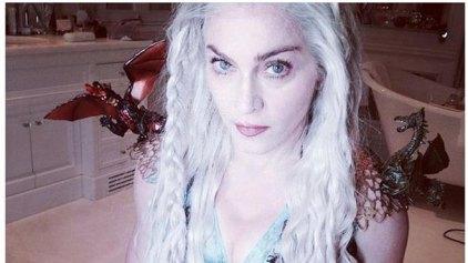 Η Μαντόνα ζήλεψε τη δόξα της Ντενέρις από το «Game of Thrones»