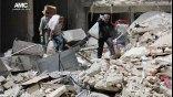 Δώδεκα νεκροί από βλήμα όλμου στο Τεχνικό Ινστιτούτο της Δαμασκού