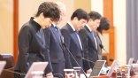Πρόεδρος Ν. Κορέας: Ζητώ συγγνώμη από τις οικογένειες των θυμάτων