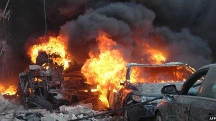 Συρία: 36 νεκροί από έκρηξη παγιδευμένου αυτοκινήτου στη Χομς