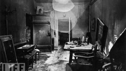 Σαν σήμερα αυτοκτόνησαν Χίτλερ και Εύα Μπράουν