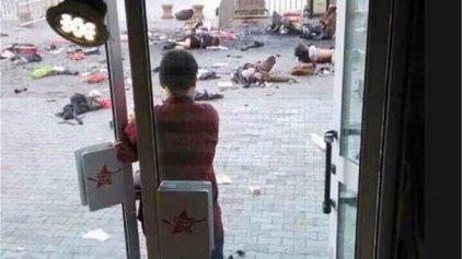 Κίνα:Νεκροί και τραυματίες από βομβιστική επίθεση σε σιδηροδρομικό σταθμό