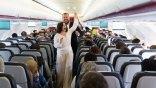 Σοκ και… δέος σε αεροπορική πτήση