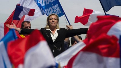 Γαλλία: Το 65% των πολιτών ανησυχεί για την άνοδο της ακροδεξιάς