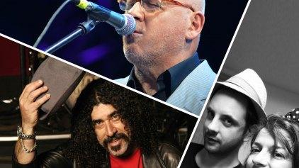 Λάκης Παπαδόπουλος, Γιάννης Γιοκαρίνης και Σύννεφα με Παντελόνια έρχονται στο Τεχνόπολις