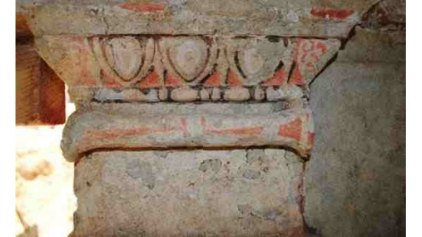 Nέες εντυπωσιακές φωτογραφίες από τον τάφο στην Αμφίπολη