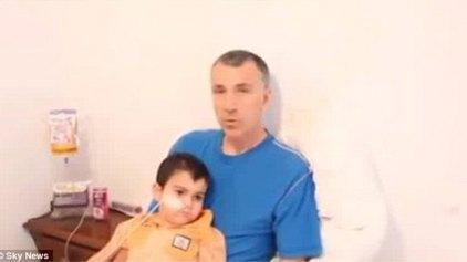 Βρέθηκε το παιδί που είχαν απαγάγει οι γονείς του από το νοσοκομείο
