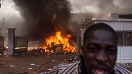 Παραιτήθηκε ο πρόεδρος της Μπουρκίνα Φάσο