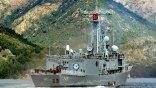 Τουρκική ακταιωρός εμβόλισε ελληνικό αλιευτικό