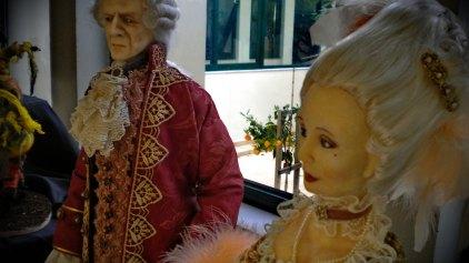 Οι θεατρικές κούκλες της Άννας Φερετζάκη στο Παγκρήτιο Εκπαιδευτήριο