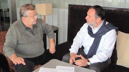 Τι έλεγε ο Κουράκης με το διοικητή;
