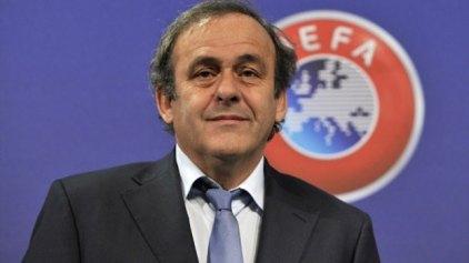 Πλατινί μέχρι το... 2019 στην UEFA!