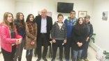 Μαθητές τα...έψαλλαν στον Δήμαρχο Βιάννου
