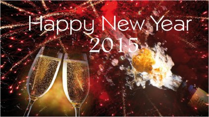 Καλή χρονιά - Ευτυχισμένο το 2015 !