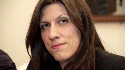 Τη Ζωή Κωνσταντοπούλου θα δεχθεί στο γραφείο του την Τετάρτη ο Βαγγέλης Μεϊμαράκης