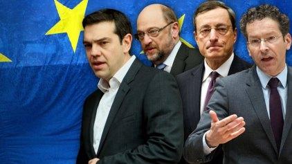 «Πυρετός» διαβουλεύσεων: Με Σουλτς, Ντάισελμπλουμ και Ντράγκι μίλησε ο Τσίπρας