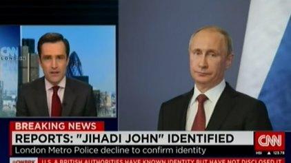 Το CNN «αποκαλύπτει»: Ο εκτελεστής των τζιχαντιστών είναι ο... Πούτιν!