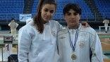 Δύο μετάλλια για τους μικρούς ξιφομάχους της ΓΕΗ