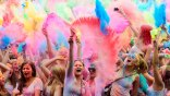 Χρώμα Run… Tα πιο χαρούμενα χιλιόμετρα στον πλανήτη, τρέχουμε & διασκεδάζουμε!