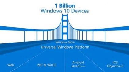 Την μεταφορά app για Android και iOS στα Windows 10, στηρίζει η Microsoft