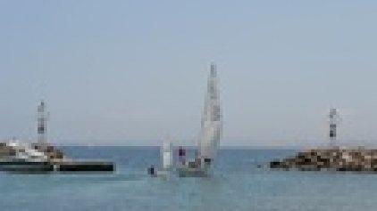 Χθες η υποδοχή των σκαφών του Cretan Union Cup