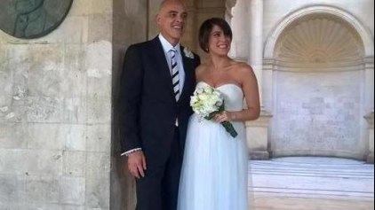 Να ζήσει η νύφη κι ο γαμπρός!