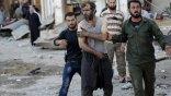 Φρίκη στο Χαλέπι - Δεκάδες νεκροί από βομβαρδισμούς - Μεταξύ αυτών και παιδιά!