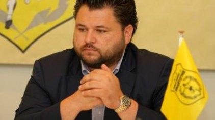 Με πρόεδρο τον Παπουτσάκη στη Football League ο Εργοτέλης