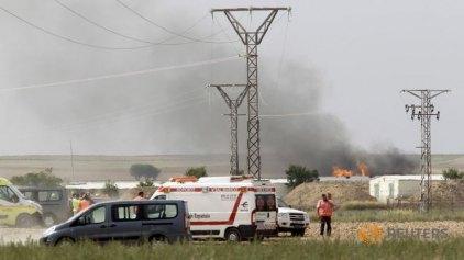 Εκρηξη σε εργοστάσιο πυροτεχνημάτων στην Ισπανία