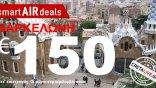 Η ευκαιρία της ημέρας, Βαρκελώνη μόνο με 150 Ευρώ!