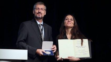 Ένα σπουδαίο βραβείο για τη Μαρία Χαλαμπαλάκη!
