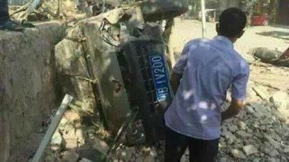 Νεκροί και τραυματίες από πολλαπλές εκρήξεις στην Κίνα