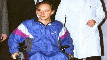 25 χρόνια στην αναπηρική καρέκλα!