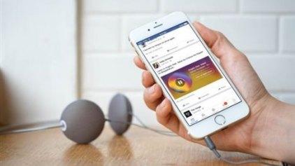 Μουσική από την Apple και το Spotify ακούγονται στο Facebook